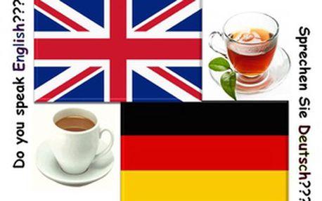 Ochutnávka individuální angličtiny nebo němčiny začátečníci (út, pá 17:15-18:15)