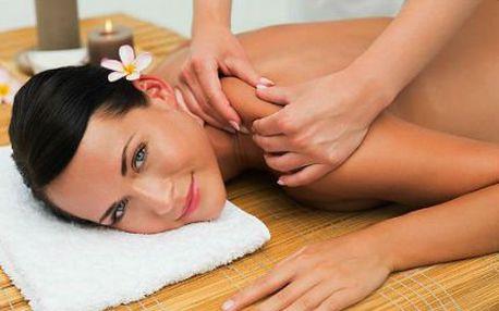 90 minut pro krásu a relax: kosmetika, masáž zad i nohou!