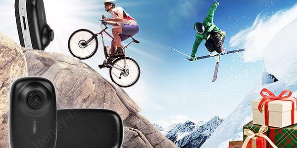 Sportovní mini kamera včetně příslušenství