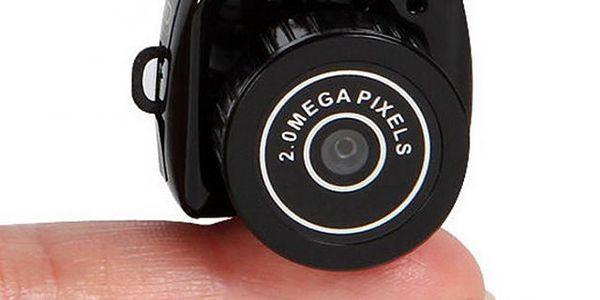 Miniaturní kamerka Y2000 HD!