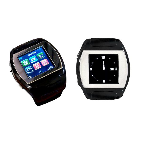 Chytré hodinky s telefonem – smartwatch Space Elite