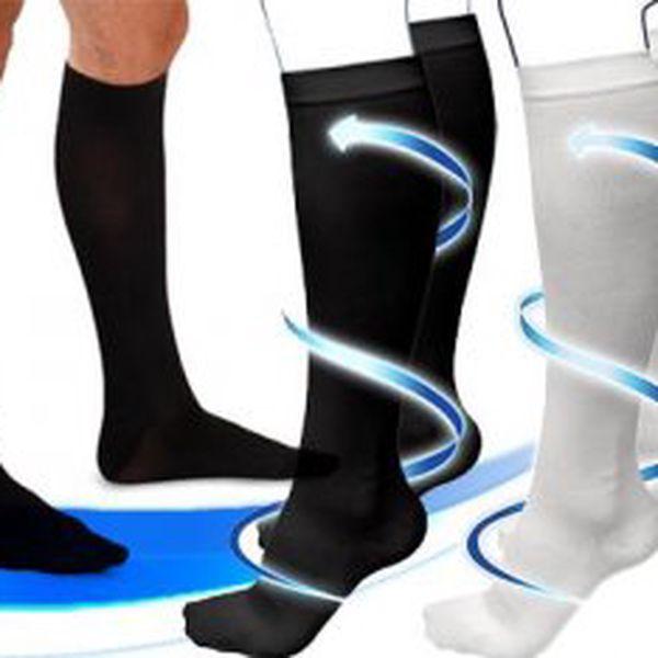 Zázračné ponožky konečně i v naší nabídce! Sleva 64%! Zbavte se otoků a bolavých chodidel!