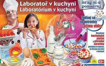 Experimentální sada Albi Laboratoř v kuchyni