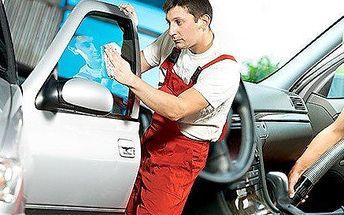 Profesionální čištění automobilu v Ostravě Porubě