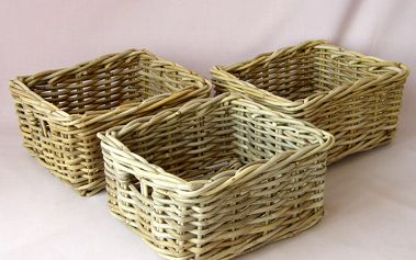 Ratanový košík - Kooboo 5644 AXIN trading