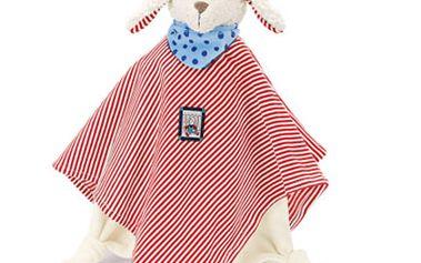 Sterntaler 37933 - Hračka do kapsy chrastící - ovce Sophie