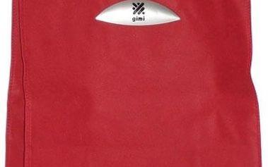 Brava červená taška na kolečkách
