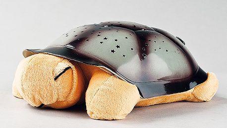 Svítící magická želva 30 cm