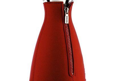 Konvice na kávu Cafesolo 1 l, červená
