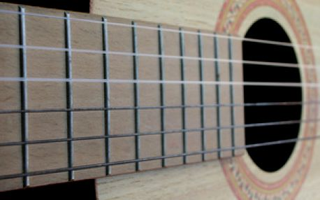 individuální kurzy kytary - rock, blues, folk, flamenco