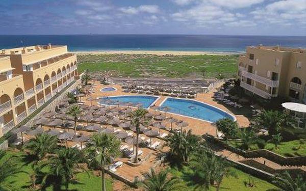SBH Jandía Resort, Fuerteventura, Španělsko, letecky, all inclusive