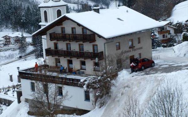 Rakousko, oblast Pitztal, polopenze na 6 dní