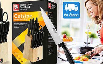 13dílná sada nožů Richardson & Sheffield