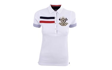 Dámské bílé polo tričko Signore dei Mari
