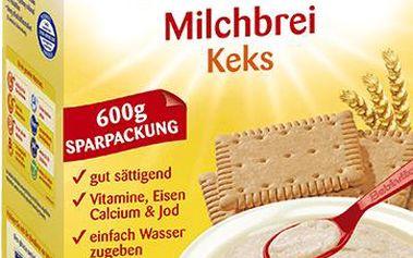 Bebivita sušenková (600g) - mléčná kaše