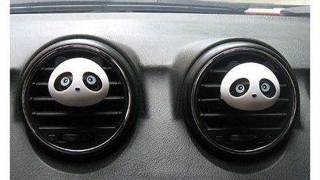 Osvěžovač vzduchu do auta v podobě pandy