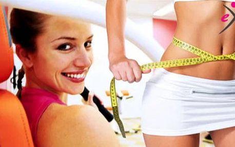 Permanentka do Expresky, cvičení Slim Belly - 6 provozoven