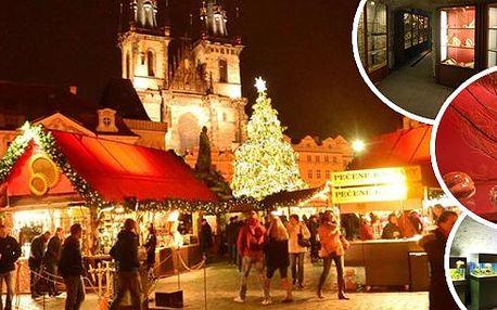 Po prohlídce Staroměstského náměstí navštivte jedinečnou výstavu Pod hladinou Vltavy v Paláci Kinských! Podělte se o tento jedinečný zážitek se svými dětmi nebo s přáteli a využijte zvýhodněné vstupné!