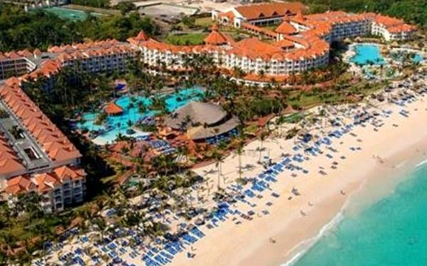 Hotel BARCELO PUNTA CANA, Dominikán.rep., Dominikánská republika