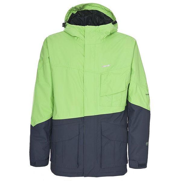 Pánská zimní bunda s kapsami Trespass