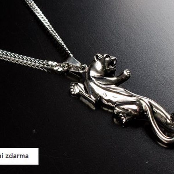 Pánské šperky z chirurgické oceli