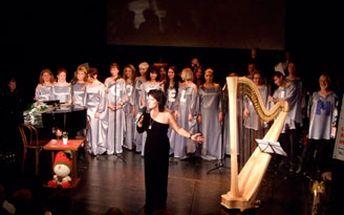 Adventní koncert Zuzany Stirské a Fine Gosple Time s představením Bez toho nejsou vánoce v KD Rubín.