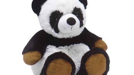 Hřejivá plyšová panda