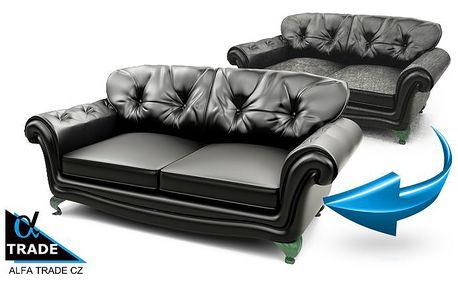 Profesionální čištění koženého nábytku nebo interiéru vozidla