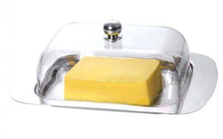 Nerezová dóza na máslo s víkem, Renberg