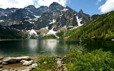 3, 4 nebo 6 dní ve Vysokých Tatrách s polopenzí