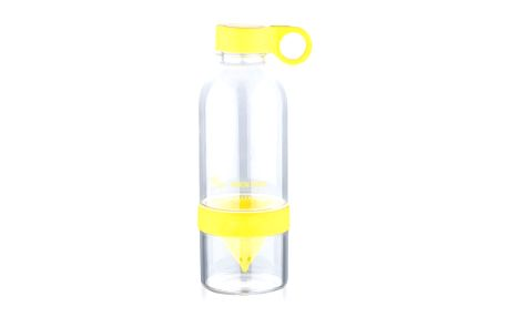 Zdravá láhev na vodu s odšťavňovačem 600 ml