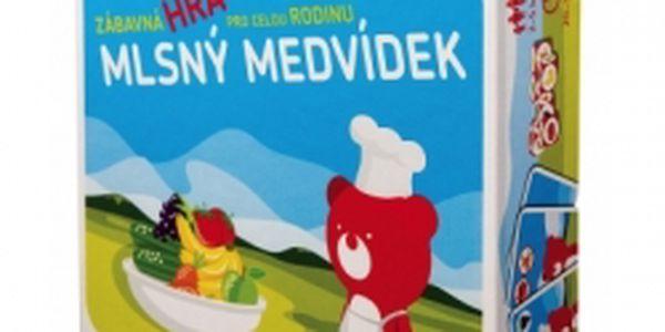 Úžasná hra pro celou rodinu Mlsný medvídek (Teribear)