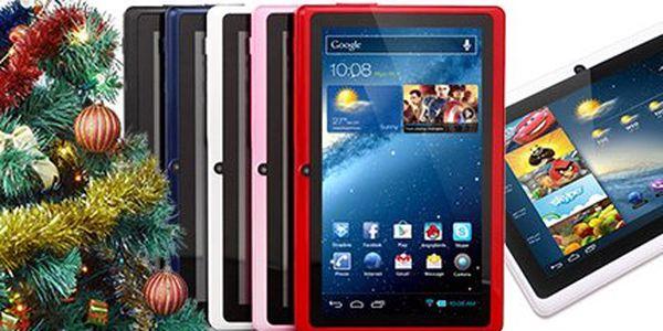 """Moderní 7"""" tablet Q88Pro s Androidem za super cenu"""
