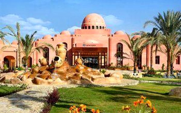 Sentido Oriental Dream 15/14 (OSR 2015), Marsa Alam, Egypt, letecky, All inclusive