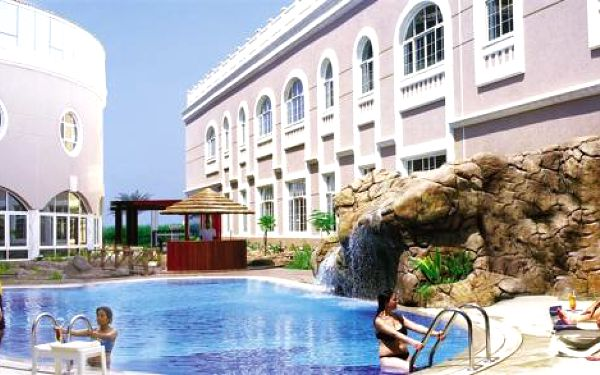 Hotel SHARJAH PREMIER, Sharjah, Spojené arabské emiráty, letecky, snídaně v ceně
