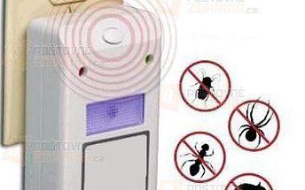 Elektromagnetický odpuzovač hmyzu a myší a poštovné ZDARMA! - 9999915509