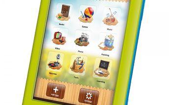 """Dětský 8"""" velký tablet Sencor Element 8 4Kids Dual"""