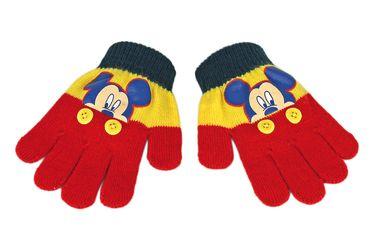 Dětské rukavice Mickey Mouse