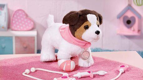 BABY born 819531 - BABY born® Nemocné štěňátko