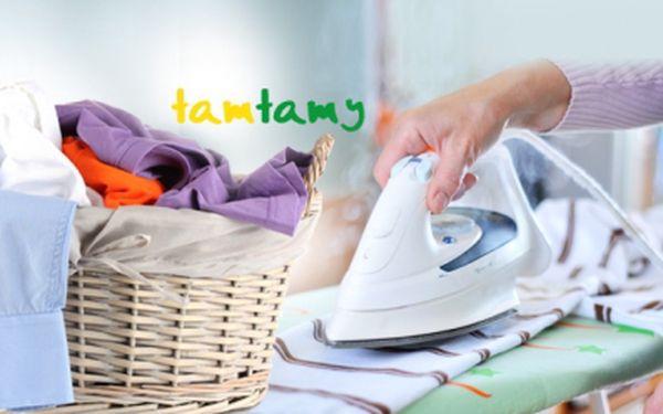2 hodiny žehlení ložního i osobního prádla od profesionálů z Tamtamy o.p.s.! Do 48 hodin vyžehleno!