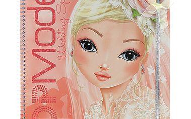 Svatební studio Top Model Louise nevěsta