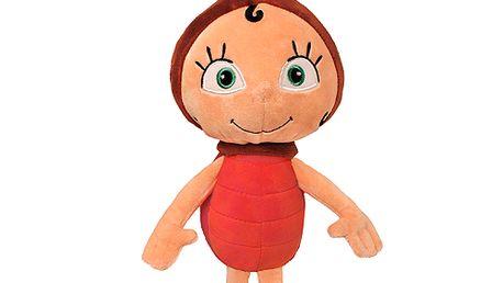Plyš Včelka Mája beruška 30cm