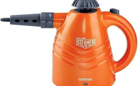 Parní čistič Concept CP-1001 STEAMER