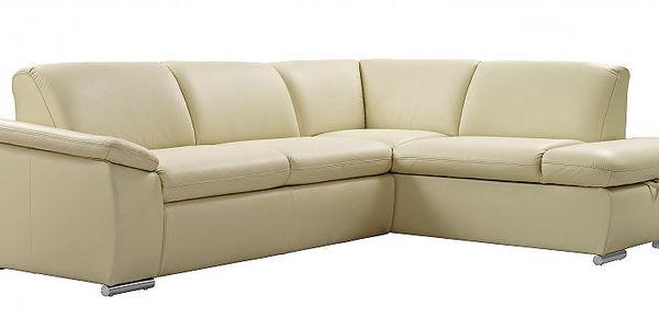 SCONTO ALCAMO moderní rohová sedací souprava 80 x 193 cm