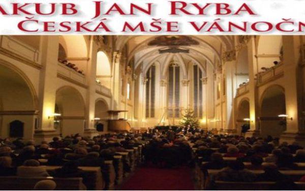 VÁNOČNÍ KONCERT s orchestrem: 25.12. ve vytápěném kostele