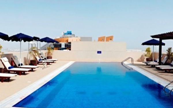 Spojené arabské emiráty, oblast Dubai, letecky, snídaně, ubytování v 3* hotelu na 8 dní