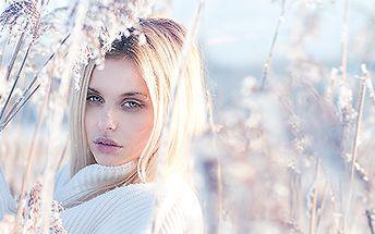 Dárková vánoční poukázka na kosmetické služby v SALONU HELENA