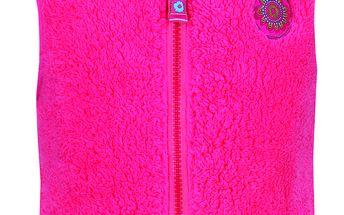 EDWARD růžová vesta
