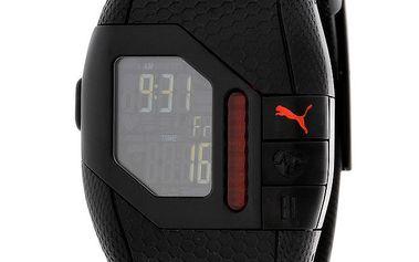 Unisexové digitální hodinky s monitorem srdeční činnosti Puma