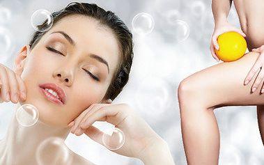 Balíček kosmetických a relaxačních terapií - 2 hodiny